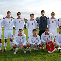 101020 Wales U19 v Turkey U19