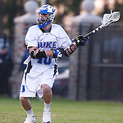 03/25/2008 <br /> <br /> DURHAM, N.C. -- Matt Danowski scored three goals and three assists to become just the third player in NCAA history to register 150 goals and 150 assists in a career as third-ranked Duke defeated Harvard, 10-3, in men's D1 college lacrosse action on Tuesday night at Koskinen Stadium in Durham, N.C.