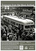 Magic Carpet Car at Stockton and Ellis Streets | November 2, 1939