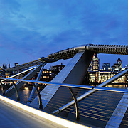 City of London panoramic city skyline