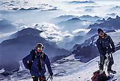 Mount  Rainier: 1982 climb