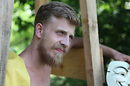 Yoshi Livo, Liberland Settlement Association member