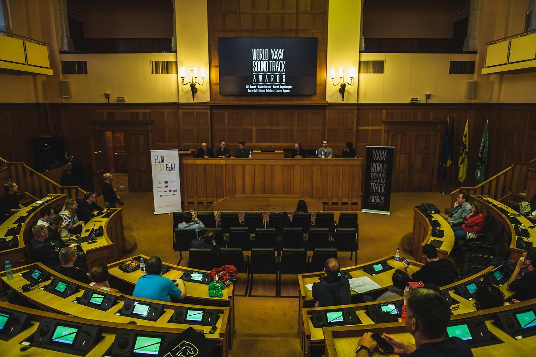Film Fest Gent - WSA: Persconferentie