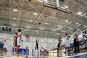 Rowan Univeristy Women's Basketball at Richard Stockton College - 19 January 2011