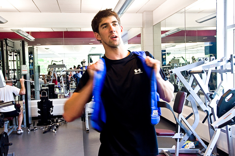 """assignment for michael phelps If you've seen michael phelps' interview with matt lauer on today from april 27, then check out the more in-depth report from dateline's """"on assignment."""