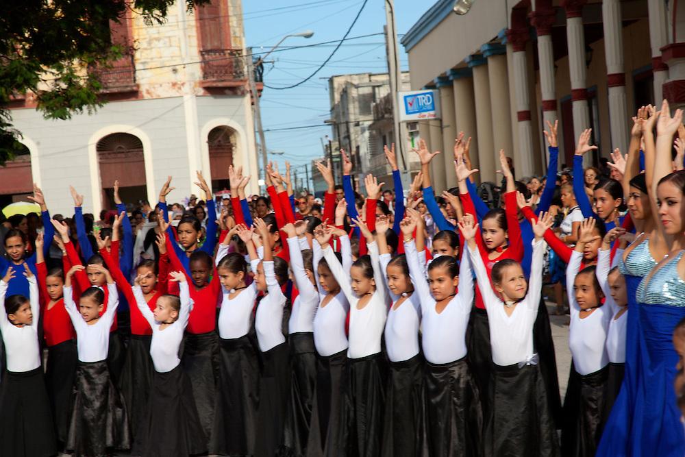 Falmenco en Holguin Cuba