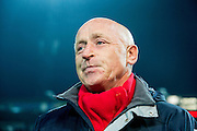 ROTTERDAM - Sparta Rotterdam - Helmond Sport , Voetbal , Seizoen 2015/2016 , Jupiler league , Sparta stadion het Kasteel , 27-11-2015 , Helmond sport trainer Coach Jan van Dijk