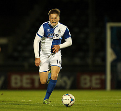 Sam Hedges of Bristol Rovers - Mandatory byline: Robbie Stephenson/JMP - 07966 386802 - 17/11/2015 - Rugby - Memorial Ground - Bristol, England - Bristol Rovers v Portsmouth - FA Youth Cup