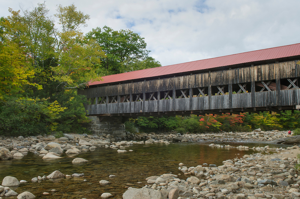 Albany Covered Bridge, New Hampshire