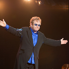 Elton John at Harrah's Outdoor Theater.  Lake Tahoe, CA  7/25/10