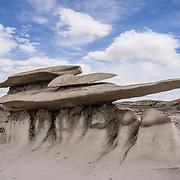New Mexico: Bisti / De-Na-Zin Wilderness