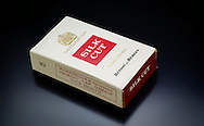 Packet of 10 Silk Cut Cigarettes - Apr 2016
