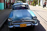 Hillman in La Maya, Santiago de Cuba, Cuba.