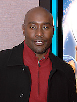 """Morris Chestnut arriving for a screening of the movie, """"A Perfect Holiday"""" in Washington, DC on December 4, 2007"""