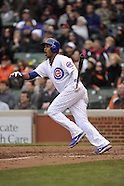 041213 Giants at Cubs