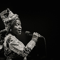 Angelique Kidjo with the Royal Scottish National Orchestra