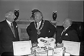 1963 - Lord Mayor of Dublin visits Williams and Woods