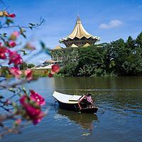 In Borneo, City Pleasures and Jungle Adventure