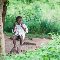 Portraits of Ghanaian Children