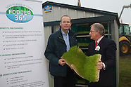 Fooder 365 And Simon Coveney at National Ploughing Championships, at Ratheniska, Co. Laois.