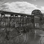 Hudson River crossing, Selkirk, NY