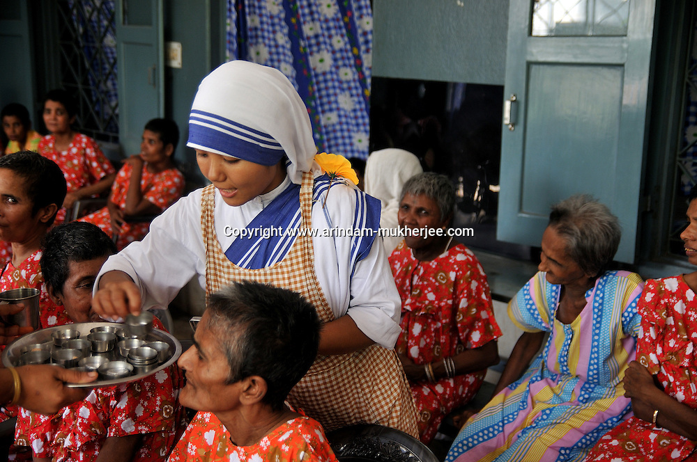 how to become a nun in india