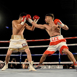 Lee Haskins vs Willy Velazquez
