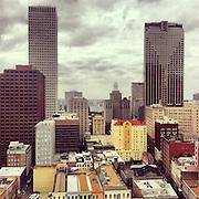 CBD, New Orleans