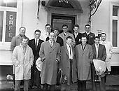 1960 - Irish Football League team in Dublin.