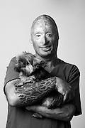 Robert G. Henline<br /> Army<br /> E-6<br /> Transportation<br /> 1989 - 1992<br /> Oct. 2001 - Jan. 2011<br /> Desert Storm, OIF<br /> <br /> Veterans Portrait Project<br /> San Antonio, TX