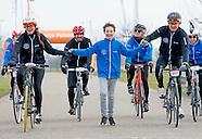De Hollandse 100 op FlevOnice, een sportief evenement van fonds Lymph en Co ter ondersteuning van on