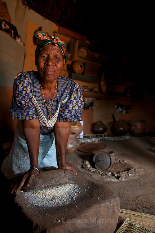 April 2011. Maliba Lodge, Lesotho