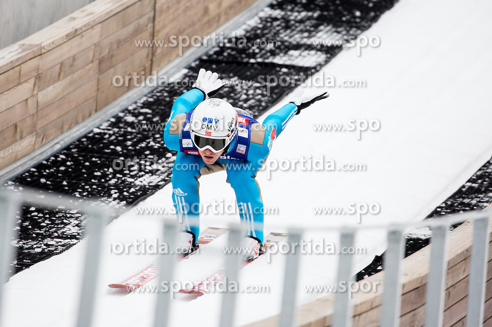 Joachim Hauer (NOR) during the Ski Flying Hill Individual Competition at Day 1 of FIS Ski Jumping World Cup Final 2016, on March 17, 2016 in Planica, Slovenia. Photo by Vid Ponikvar / Sportida