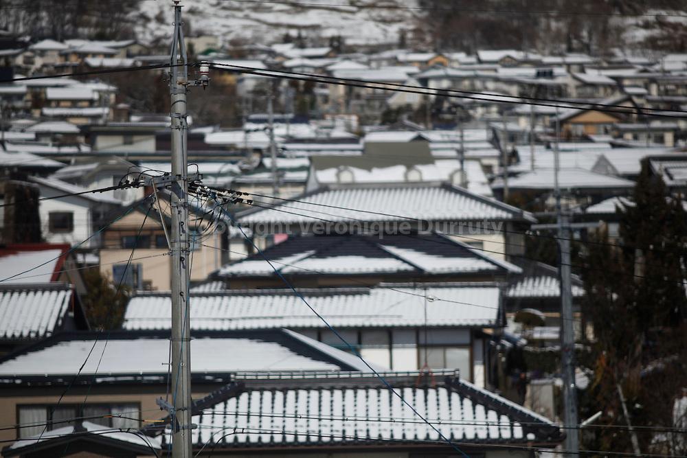 The Winter in Tomn near Nagano, Japan / Hiver dans la region de Nagano, Japon