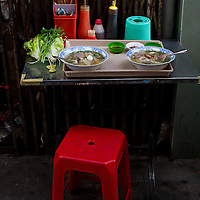 Street food. Ho Chi Minh City, Vietnam