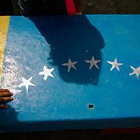 VENEZUELAN POLITICS / POLITICA EN VENEZUELA<br /> Trujillo State - Venezuela 2006<br /> (Copyright &copy; Aaron Sosa)