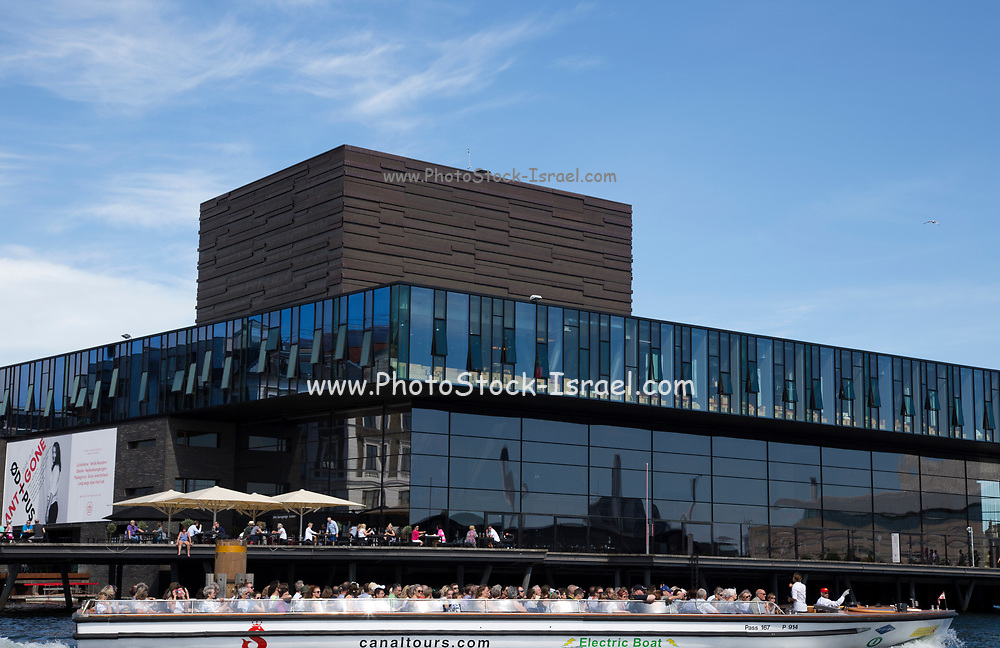 Royal Danish Opera house, Copenhagen, Denmark