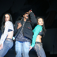 Sammie performing during the Scream Tour at Madison Square Garden on December 23, 2006.<br />