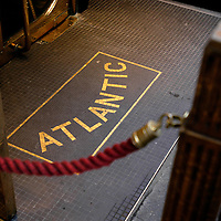 UK. London. The Atlantic Bar in Central London..Photo©Steve Forrest/Workers' Photos.