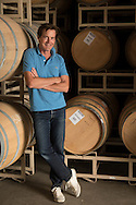 Kyle MacLachlan, Pursued by Bear wines, Walla Walla, Washington