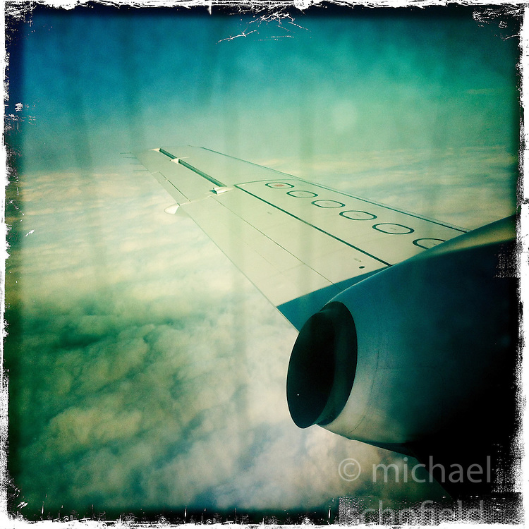 Over Scotland..Hipstamatic images taken on an Apple iPhone..©Michael Schofield.