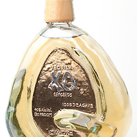 Tequila XQ reposado -- Image originally appeared in the Tequila Matchmaker: http://tequilamatchmaker.com
