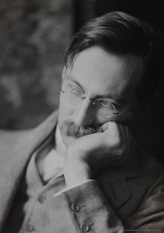 Lord Dunsany, writer, 18th Baron, England, UK, 1912