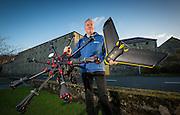 07-1-16<br /> Enda Nolan of Coastway Surveys in Bagenalstown Co. Carlow.<br /> <br /> Picture Dylan Vaughan