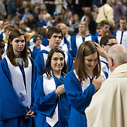 Commencement Mass (Photo by Gonzaga University