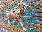 Ishtar Gate of Babylon, Pergamon Museum