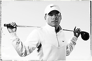 PERTH, AUSTRALIA - FEBRUARY 24:  (EDITORS NOTE: Image was altered with digital filters.) Miguel Tabuena of Phillipines poses ahead of the 2016 Perth International at Lake Karrinyup Country Club on February 24, 2016 in Perth, Australia.  (Photo by Paul Kane/Getty Images)