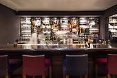 Old Parsonage Hotel Bar by James Wyman Architects