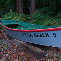Skiff #5, Cama Beach State Park, Camano Island, Washington, US