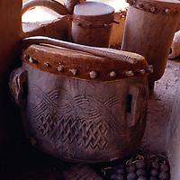 sacred rain drums of Modjajdi, haModjadji, 1990, Mreg Marinovich